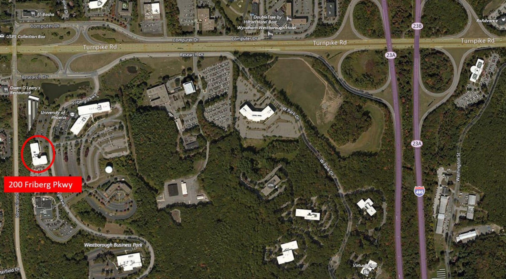 200 Friberg Parkway Two Westborough Business Park Ma