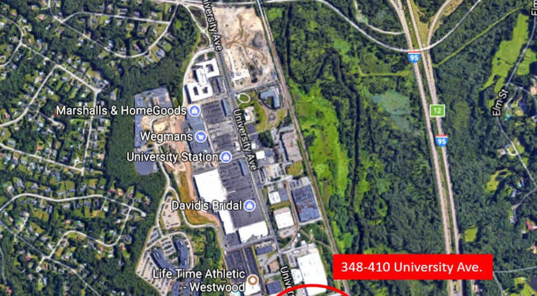 Commercial Office Space Avail. at 392-410 University Ave., Westwood, on old map of framingham ma, map of longmeadow ma, map of tewksbury ma, map of canton ma, map of chicopee ma, map of new marlborough ma, map of west falmouth ma, map of route 128 ma, map of mendham ma, map of dorchester ma, map of turners falls ma, map of foxwood ma, map of south dartmouth ma, map of ocean city ma, map of westfield ma, map of methuen ma, map of west harwich ma, map of roxbury ma, map of silver lake ma, map of westport ma,