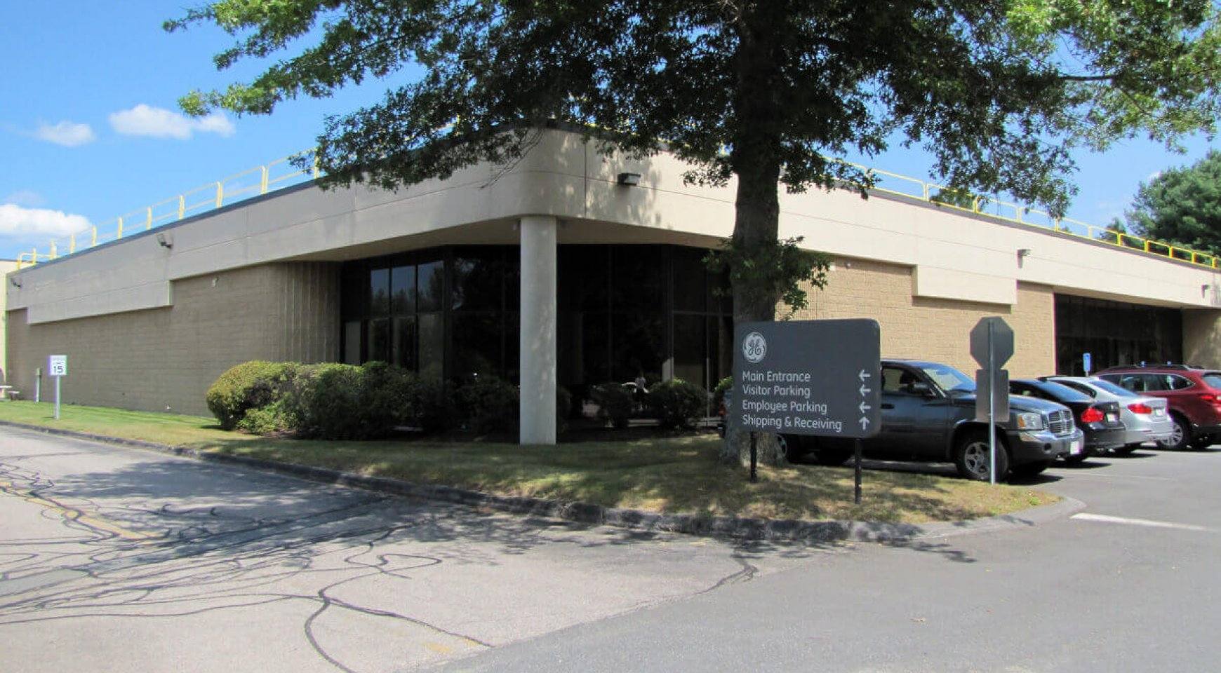 Commercial Office Space At 14 Walkup Dr Westborough Ma