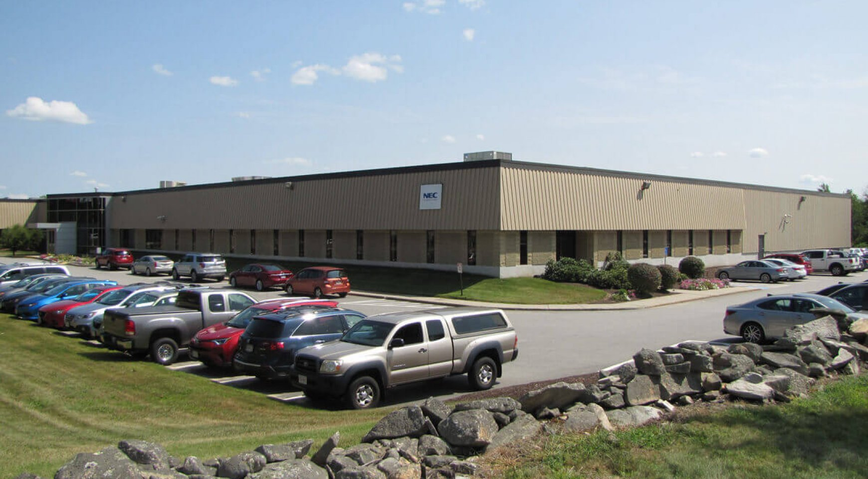Commercial Office Space At 155 Flanders Rd Westborough Ma