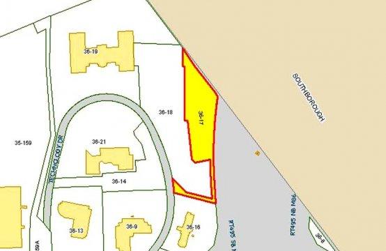 5 Technology Drive, Westborough, MA - Plat Map