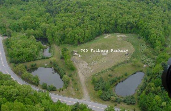 700 Friberg Parkway, Westborough, MA - Aerial Shot