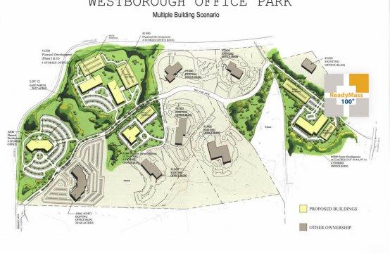 800 West Park Drive, Westborough, MA - Multiple Building Scenario